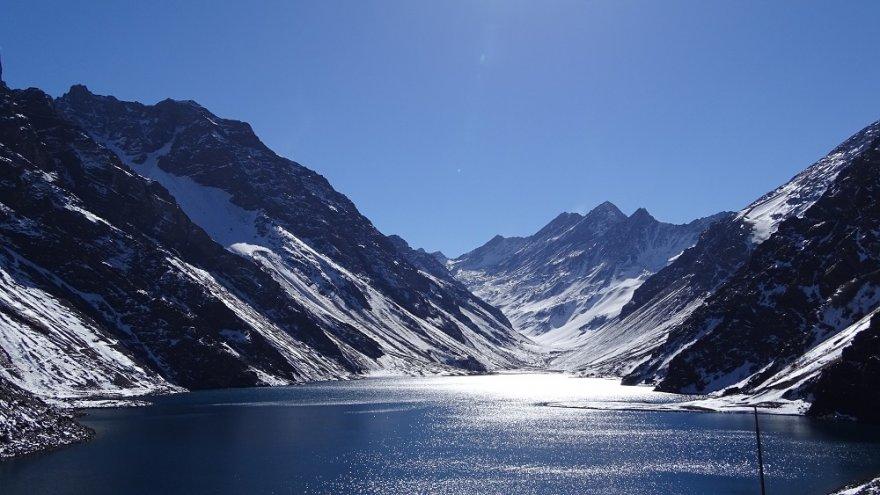 Laguna del Inca chile anden