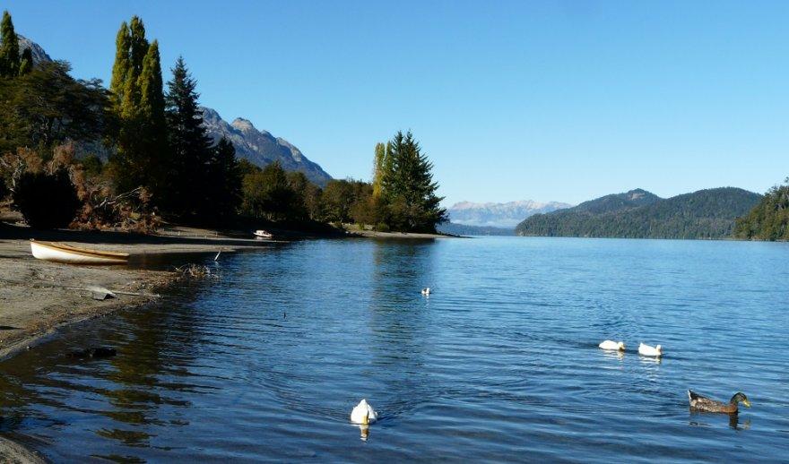 Sieben-Seen-Route Argentinien Patagonien