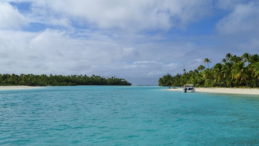 Cook Inseln Aitutaki Day Cruise