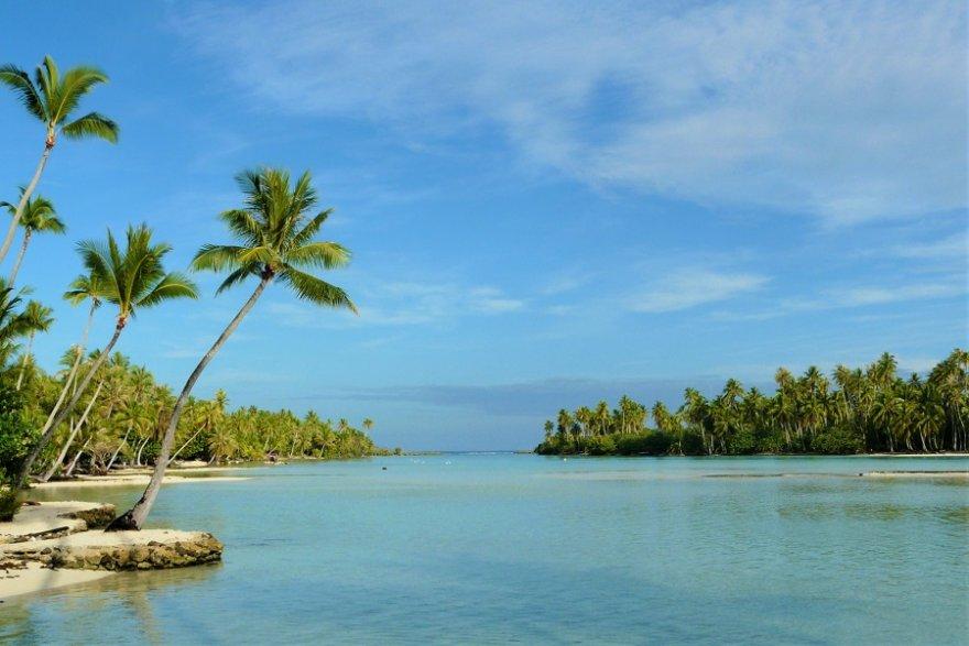 Gesellschaftsinseln Tahaa Korallengarten