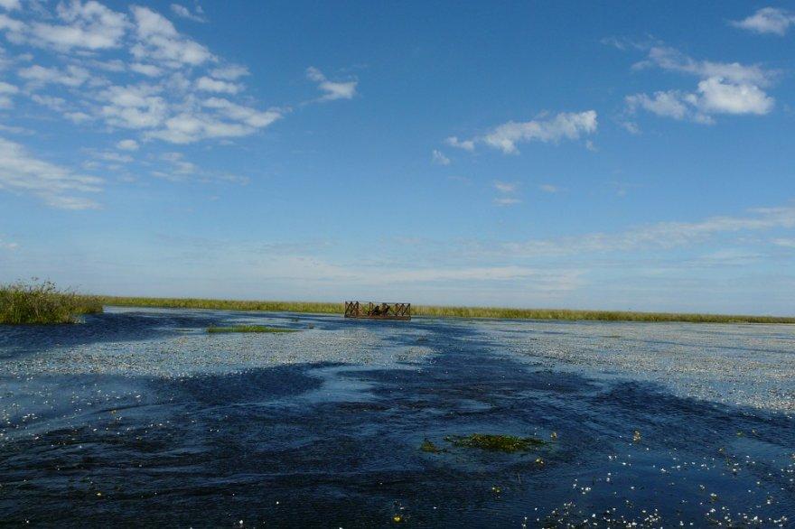 Laguna Valle Iberá Argentinien