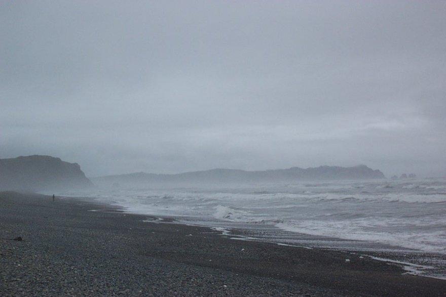 Wilde Pazifikküste nationalpark insel chiloe seenregion chile