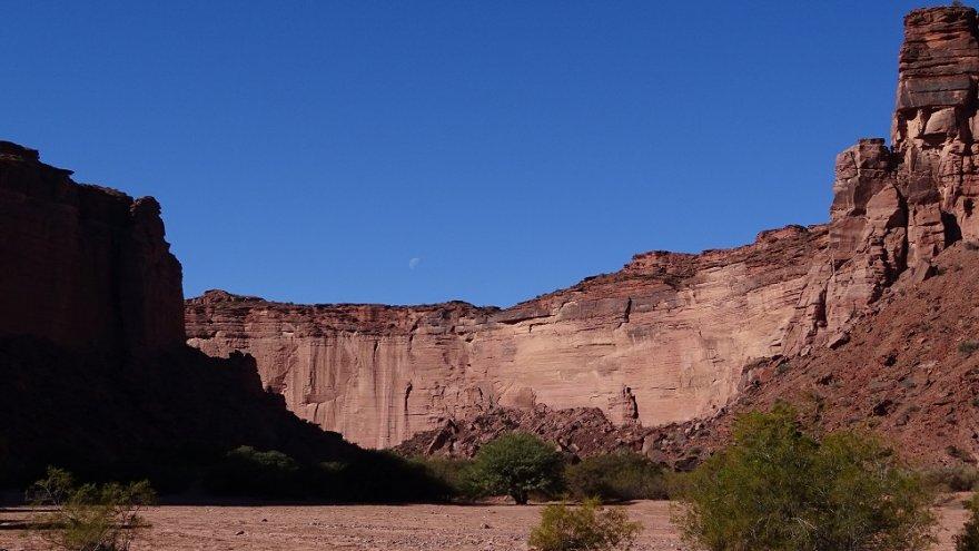 Nationalpark Talampaya Anden Argentinien