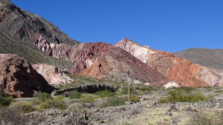 Purmamarca Quebrada de Humahuaca NOA Argentinien
