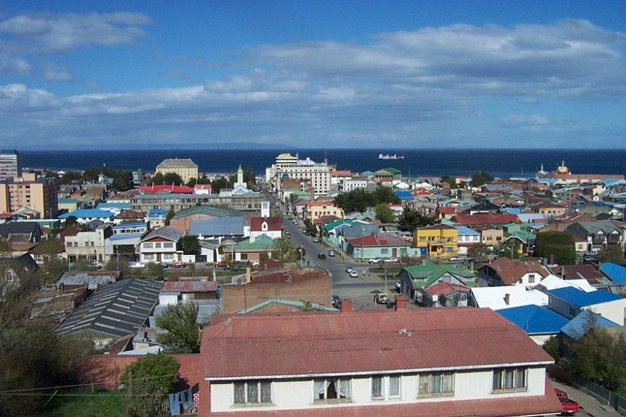 Punta Arenas Patagonien chile magellanes