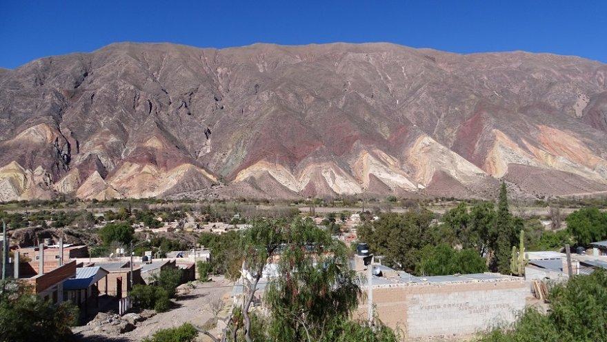 Maimará Quebrada de Humahuaca NOA Argentinien