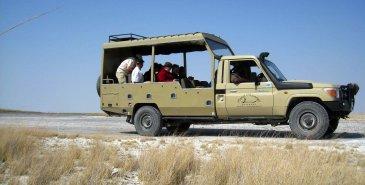 Land Cruiser, Botswana
