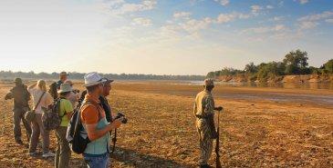 South Luangwa, Sambia
