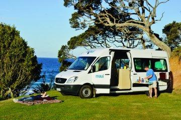 Australien mit dem Wohnmobil via Singapur