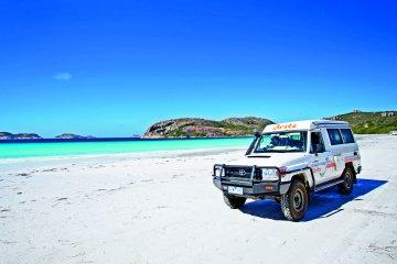 Westaustralien und Northern Territory mit 4WD Camper - via Dubai