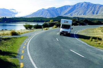 Neuseeland mit dem Wohnmobil via Dubai