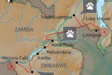 Expedition SIMBABWE, SAMBIA & MALAWI