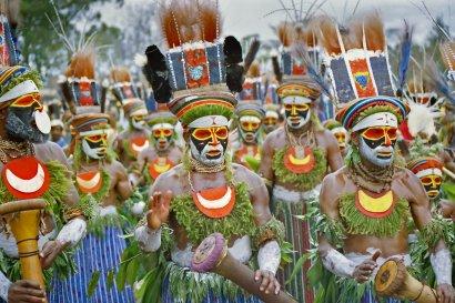 Kurzprogramm Papua Neuguinea